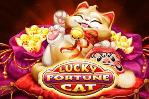 slot deposit pulsa fortune cat